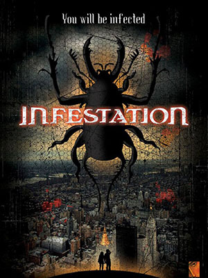 Sự Tàn Phá Infestation.Diễn Viên: Diane Gaeta,Deborah Geffner,Vj Kewl,Chris Marquette