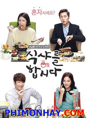 Thực Thần Lets Eat.Diễn Viên: Lee Soo Kyung,Yoon Doo Joon,Shim Hyung Tak,Yoon So Hee,Jang Won Young