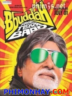 Truy Tìm Hung Thủ Bbuddah Hoga Terra Baap.Diễn Viên: Amitabh Bachchan,Hema Malini,Sonu Sood