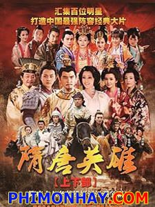 Tùy Đường Anh Hùng 3 - Heroes Of Sui And Tang Dynasties 3