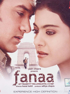 Hoàng Tử Và Cô Gái Mù Cô Gái Ấn Độ Fanaa.Diễn Viên: Aamir Khan,Kajol,Tabu,Shiney Ahuja