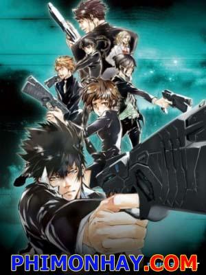 Hệ Số Tội Phạm Psycho Pass: Saiko Pasu.Diễn Viên: Kinryû Arimoto,Noriko Hidaka,Akira Ishida