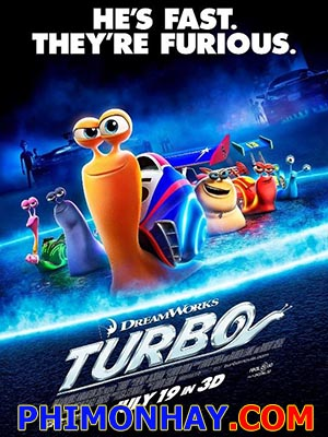 Tay Đua Siêu Tốc Turbo.Diễn Viên: Ryan Reynolds,Paul Giamatti,Samuel L Jackson