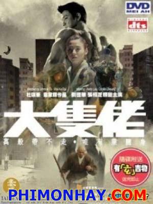 Đại Anh Hùng Running On Karma.Diễn Viên: Andy Lau,Cecilia Cheung,Siu Fai Cheung,Lưu Đức Hoà
