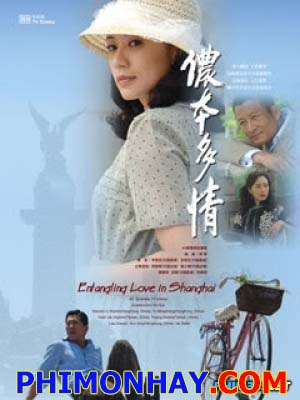 Phận Má Hồng Entangling Love In Shanghai.Diễn Viên: Giả Tịnh Văn,Huỳnh Thiếu Kỳ,Tôn Hưng,Liêu Hiểu Cầm