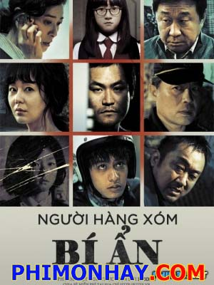 Người Hàng Xóm Bí Ẩn The Neighbors.Diễn Viên: Kim Sung Kyun,Kim Yunjin,Kim Sae Ron