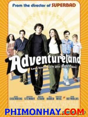 Tình Tuổi Teen Adventureland.Diễn Viên: Jesse Eisenberg,Kristen Stewart,Ryan Reynolds