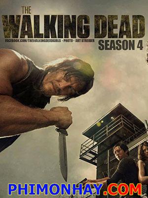 Xác Sống Phần 4 The Walking Dead Season 4.Diễn Viên: Andrew Lincoln,Jon Bernthal,Sarah Wayne Callies