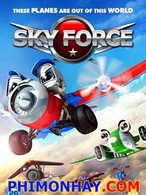 Cảnh Sát Bầu Trời Sky Force.Diễn Viên: John S Flynn,Heather Gordon,Aaron Krebs