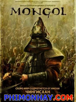 Sự Hình Thành Đế Chế Mông Cổ Mongol: The Rise Of Genghis Khan.Diễn Viên: Tadanobu Asanoba Sen