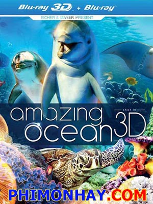 Đại Dương Kì Thú Amazing Ocean.Diễn Viên: Brendan Fraser As Scorch Supernova,Rob Corddry As Gary Supernova,Ricky Gervais As Mr James