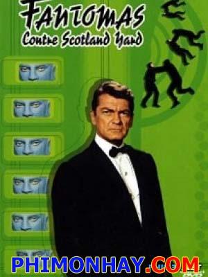 Chôm Chỉa Ở Scotland - Fantomas Contre Scotland Yard