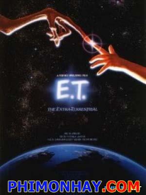 Cậu Bé Ngoài Hành Tinh E.t. The Extra Terrestrial.Diễn Viên: Henry Thomas,Drew Barrymore,Peter Coyote