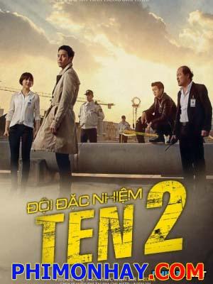 Đội Đặc Nhiệm Ten 2 Special Affairs Team Ten 2.Diễn Viên: Joo Sang Wook,Jo An,Kim Sang Ho,Choi Woo Sik