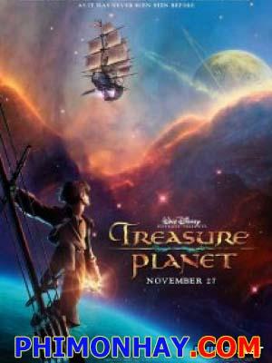 Hành Tinh Báu Vật Treasure Planet.Diễn Viên: Joseph Gordon Levitt,Emma Thompson,Martin Short