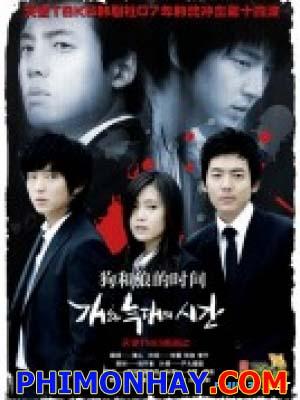 Thời Khắc Của Chó Và Sói Time Of Wolf And Dog.Diễn Viên: Lee Jun Ki,Jung Kyung Ho,Nam Sang Mi