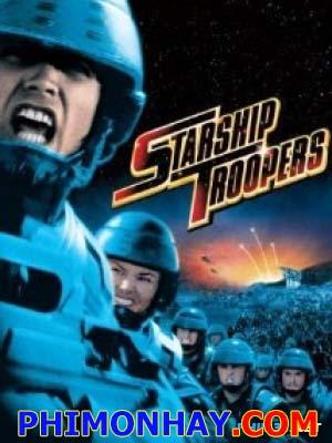 Nhện Khổng Lồ 1 - Starship Troopers 1 Thuyết Minh (1997)
