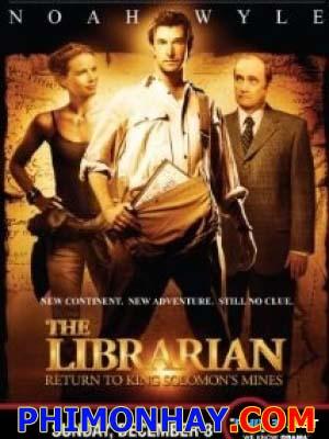Hành Trình Tìm Kho Báu 2: Trở Về Kho Tàng Vua Solomon - The Librarian: Return To King Solomons Mines
