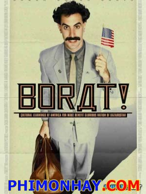 Tay Phóng Viên Kỳ Quái - Borat