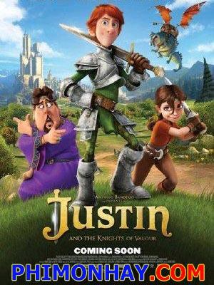 Justin Và Hiệp Sĩ Quả Cảm - Justin And The Knights Of Valour Chưa Sub (2013)