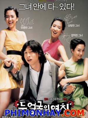 Cô Bạn Gái Đa Nhân Cách Two Faces Of My Girlfriend.Diễn Viên: Tae Gyu Bong,Ryeowon Jung