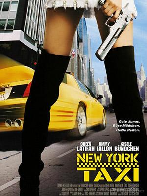 Nữ Quái Xế Taxi New York Taxi.Diễn Viên: H Wylebob Newhart