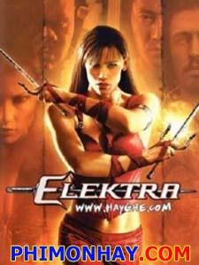 Nữ Sát Thủ - Elektra