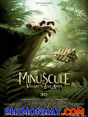 Thung Lũng Kiến - Minuscule: Valley Of The Lost Ants Việt Sub (2013)
