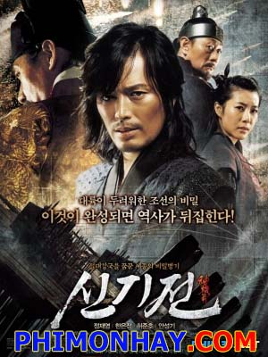 Thiên Sát Thần Binh The Divine Weapon.Diễn Viên: Jeong Jae Yeong,Han Eun Jeong