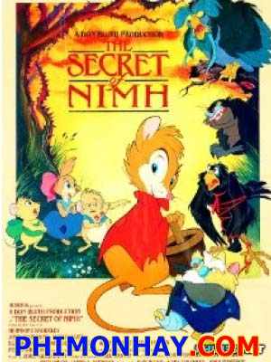 Bí Mật Của Nimh The Secret Of Nimh.Diễn Viên: Derek Jacobirthur Malet