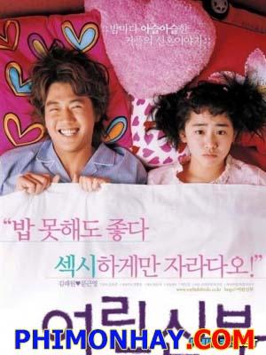 Cô Dâu 15 Tuổi My Little Bride.Diễn Viên: Kim Rae Won Moon Geun Young