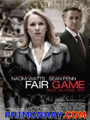 Luật Chơi Công Bằng Fair Game.Diễn Viên: Naomi Wattsvanessa Chong