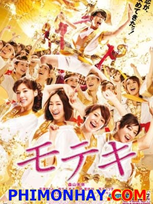 Tiếng Sét Ái Tình Love Strikes.Diễn Viên: Mirai Moriyama,Masami Nagasawa,Kumiko Asô