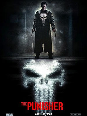 Kẻ Trừng Phạt The Punisher.Diễn Viên: Laura Harring,Thomas Jane,Samantha Mathis