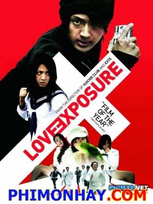 Tình Yêu Tội Lỗi Love Exposure.Diễn Viên: Takahiro Nishijima,Hikari Mitsushima,Sakura Andô