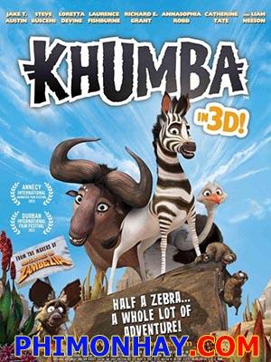Chú Ngựa Khumba - Khumba