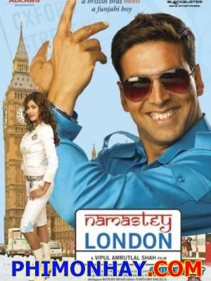 Chào London - Namastey London