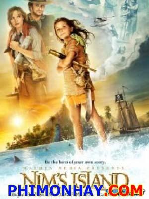 Thế Giới Kỳ Ảo Của Nim Nims Island.Diễn Viên: Jodie Foster,Gerard Butler,Abigail Breslin,Michael Carman