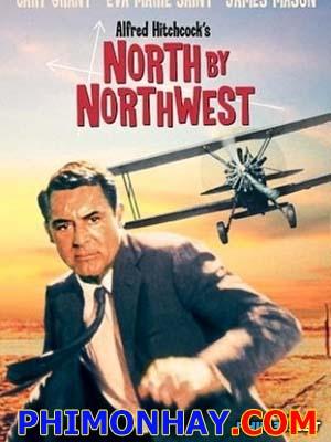 Phía Bắc Qua Tây Bắc - North By Northwest