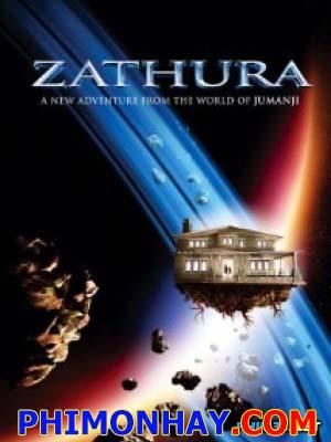 Lạc Ngoài Không Gian - Zathura: A Space Adventure Việt Sub (2005)