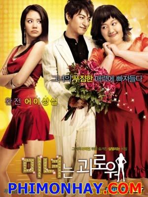 Sắc Đẹp Ngàn Cân 200 Pounds Beauty.Diễn Viên: Ah Jung Kim,Jin Mo Ju,Yong Geon Kim