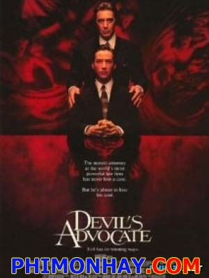 Đứa Con Của Quỷ The Devils Advocate.Diễn Viên: Keanu Reeves,Al Pacino,Charlize Theron