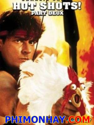 Theo Bước Rambo 2: Chiến Binh Thượng Đẳng Hot Shots! Part Deux.Diễn Viên: Charlie Sheen,Lloyd Bridges,Valeria Golino