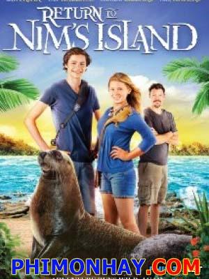 Trở Lại Hòn Đảo Của Nims Return To Nim'S Island.Diễn Viên: Bren Maher