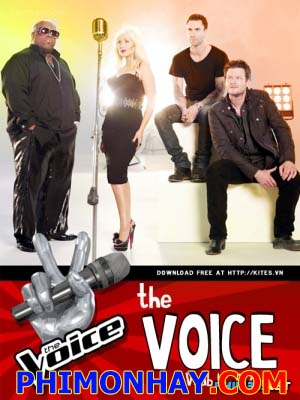 The Voice Season 2 The Voice Của Mỹ.Diễn Viên: Christina Aguilerablake Shelton