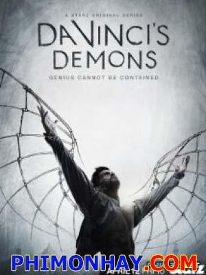 Những Con Quỷ Của Davinci Da Vincis Demons.Diễn Viên: Tom Riley,Laura Haddock,Ian Pirie