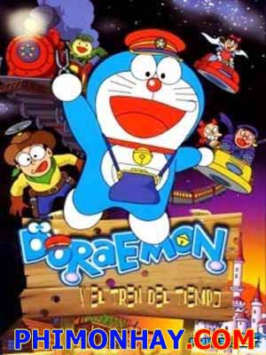 Hành Trình Qua Dải Ngân Hà Doraemon: Nobita And The Galaxy Super-Express.Diễn Viên: Nobuyo Oyama,Noriko Ohara,Michiko Nomura,Kaneta Kimotsuki