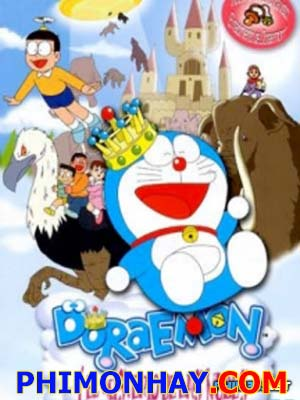Vương Quốc Trên Mây - Doraemon: Nobita And The Kingdom Of Clouds