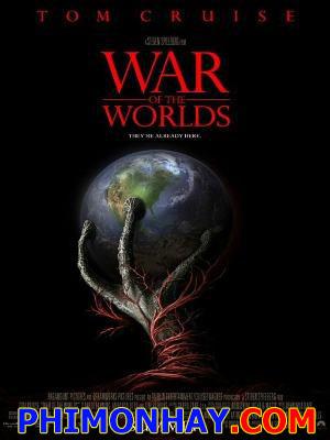 Đại Chiến Thế Giới War Of The Worlds.Diễn Viên: Tom Cruise,Justin Chatwin,Dakota Fanning,Tim Robbins,Miranda Otto,David Alan Basche,James