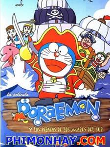 Cuộc Phiêu Lưu Đến Đảo Giấu Vàng Nobitas Great Adventure In The South Seas.Diễn Viên: Doraemon,Nobuyo Oyama,Noriko Ohara,Michiko Nomura